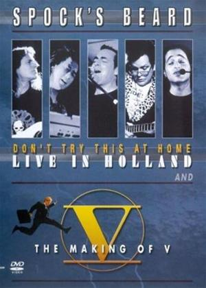 Rent Spock's Beard: Don't Try This at Home: Live in Holland Online DVD Rental