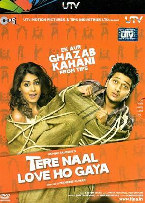 Tere Naal Love Ho Gaya Online DVD Rental