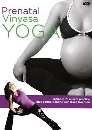 Prenatal Vinyasa Yoga Online DVD Rental