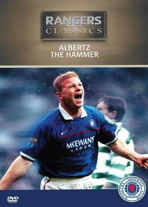 Rangers FC: Jorg Albertz: The Hammer Online DVD Rental