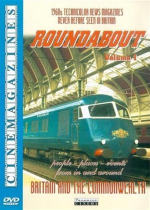 Rent Roundabout: Vol.1: Britain and the Commonwealth Online DVD Rental