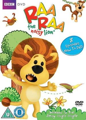 Rent Raa Raa the Noisy Lion: Welcome to the Jingly Jangly Jungle Online DVD Rental