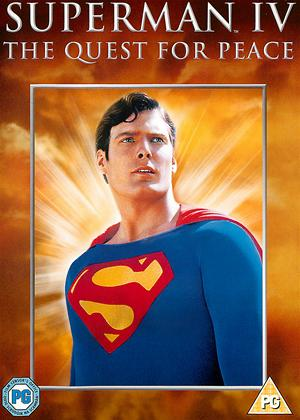 Superman 4: The Quest for Peace Online DVD Rental