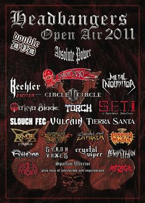 Rent Headbangers Open Air: 2011 Online DVD Rental
