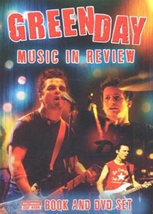 Green Day: Music in Review Online DVD Rental