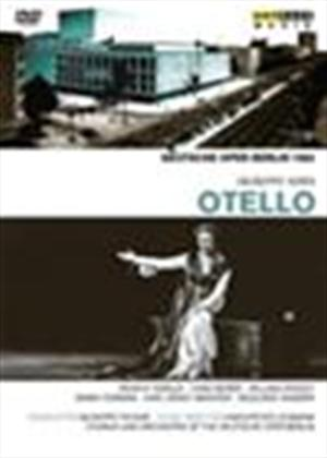 Rent Otello: Deutsche Oper Berlin (Patanè) Online DVD Rental