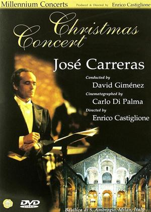 Jose Carreras: Christmas Concert Online DVD Rental