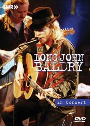 Long John Baldry: Live in Concert Online DVD Rental