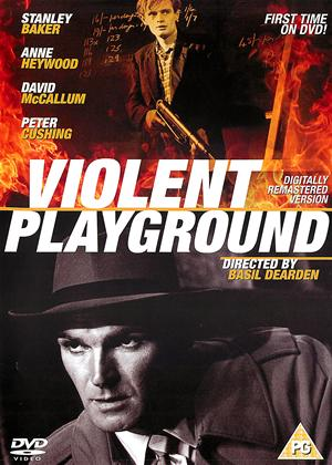 Rent Violent Playground Online DVD Rental