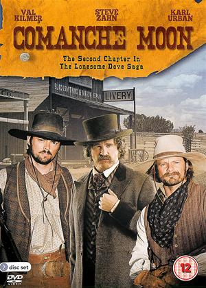 Comanche Moon: Mini-Series Online DVD Rental