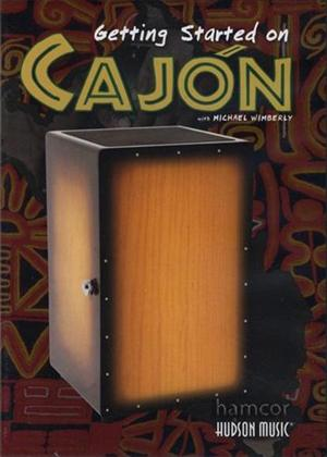 Rent Gettin Started on the Cajon Online DVD Rental