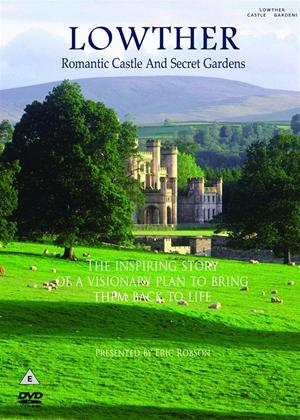 Great Walks: Lowther: Romantic Castle and Secret Gardens Online DVD Rental