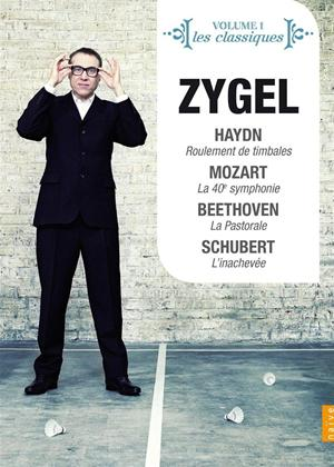 Jean-Francois Zygel: The Keys to the Orchestra Online DVD Rental