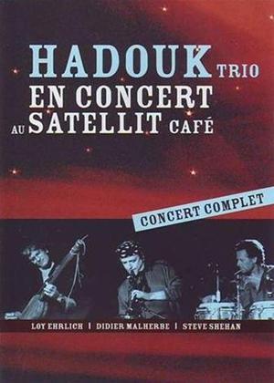 Hadouk Trio: En Concert Au Satellit Café Online DVD Rental