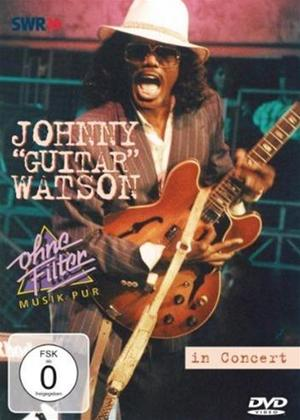 Johnny Guitar Watson: In Concert Online DVD Rental
