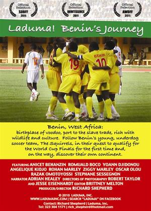 Laduma! Benin's Journey Online DVD Rental
