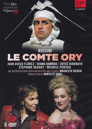 Le Comte Ory:Metropolitan Opera (Benini) Online DVD Rental