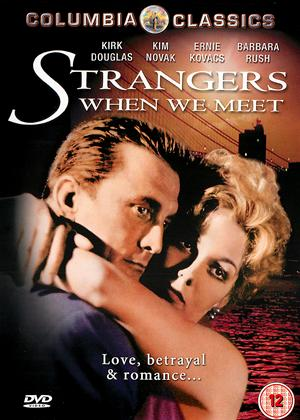 Strangers When We Meet Online DVD Rental