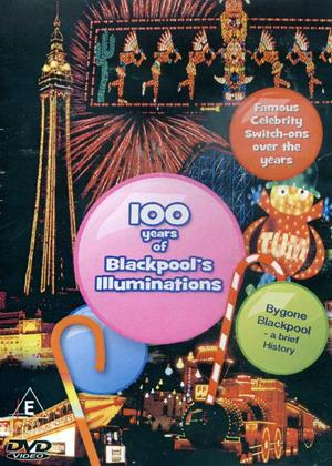 Rent 100 Years of Blackpool Illuminations Online DVD Rental