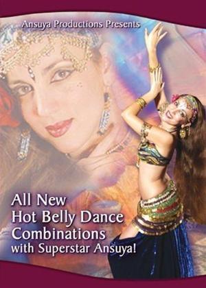 Rent Ansuya: All New Hot Bellydance Combinations Online DVD Rental