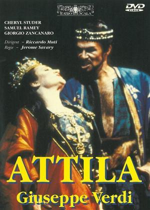 Attila: La Scala (Muti) Online DVD Rental
