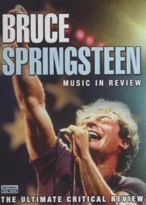 Rent Bruce Springsteen: Music in Review Online DVD Rental