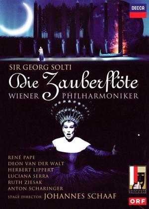 Rent Die Zauberflote: Wiener Philharmoniker (Solti) Online DVD Rental