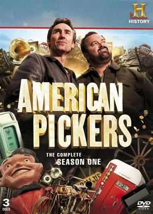Rent American Pickers: Series 1 Online DVD Rental