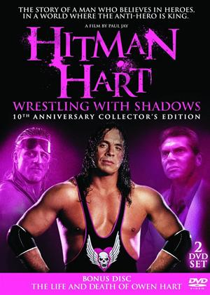 Rent Hitman Hart: Wrestling with Shadows Online DVD Rental