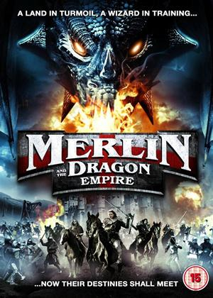 Merlin and the War of Dragon Empire Online DVD Rental