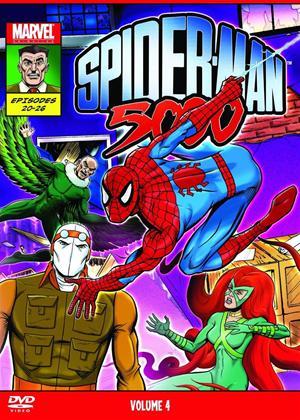 Rent Spider-Man 5000: Vol.4 Online DVD Rental