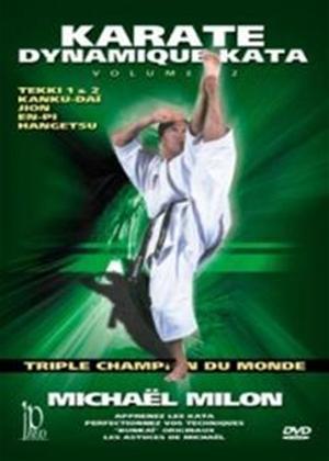 Rent Karate Dynamique Kata: Vol.2 Online DVD Rental