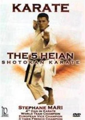 Rent Karate: The Five Heian Online DVD Rental