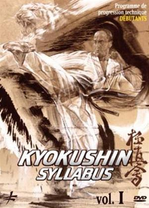 Rent Kyokushin Sylabbus: Vol.1 Online DVD Rental