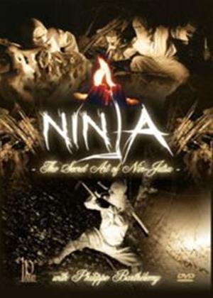 Rent Ninja: The Secret Art of Nin-Jutsu Online DVD Rental