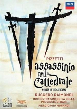 Rent Pizzetti: Assassino Nella Cattedrale (aka (Murder in the Cathedral)) Online DVD Rental