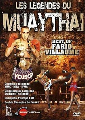 Rent Muay-Thai Legends: The Best of Farid Villaume Online DVD Rental