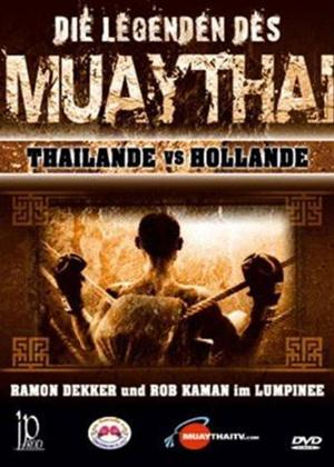 Rent Muay-Thai Legends:Thailand Vs Netherlands Online DVD Rental