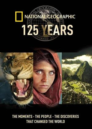 Rent National Geographic: 125 Years Online DVD Rental