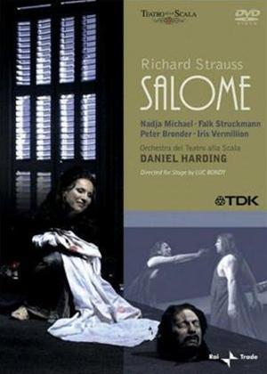 Rent Salome: Teatro Alla Scala (Harding) Online DVD Rental