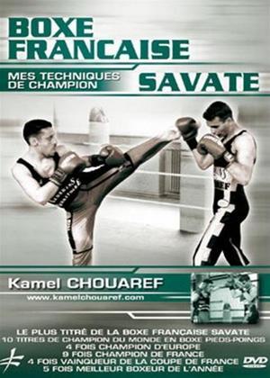 Rent Savate Mes: Champion Techniques Online DVD Rental