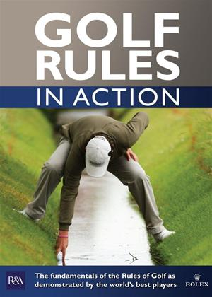 Rent Golf Rules in Action: 2012-2015 Edition Online DVD Rental