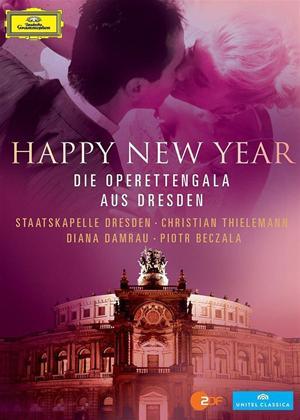 Rent Happy New Year: Die Operettengala Aus Dresden Online DVD Rental