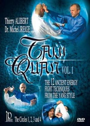 Rent Taiji Quan: Vol.1: The Ancient Yang Style Fighting Techniques Online DVD Rental