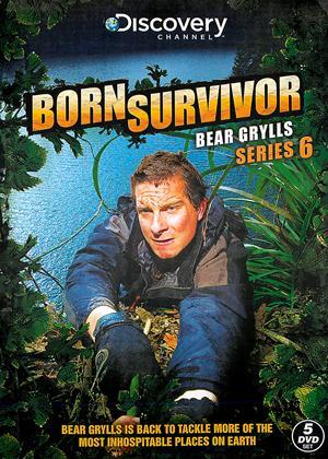 Rent Bear Grylls: Born Survivor: Series 6 Online DVD Rental