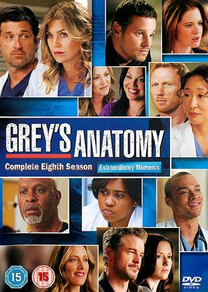 Grey's Anatomy: Series 8 Online DVD Rental
