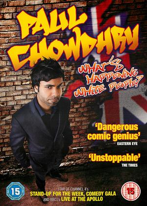 Paul Chowdhry: What's Happening White People? Online DVD Rental