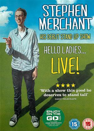 Rent Stephen Merchant: Hello Ladies: Live! Online DVD Rental