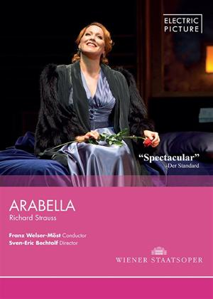 Rent Arabella: Wiener Staatsoper (Welser-Most) Online DVD Rental