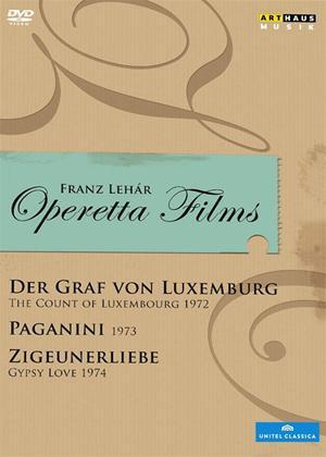 Rent Franz Lehár: Operetta Films Online DVD Rental